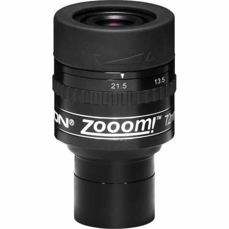 Okulár Orion 7,2mm-21.5mm 1,25″ zoom