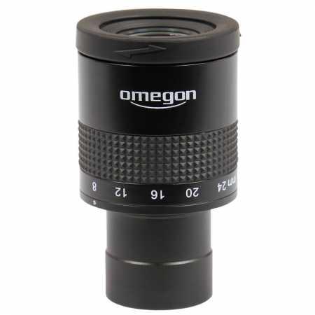 Okulár Omegon Magnum 1,25″, 8-24mm zoom