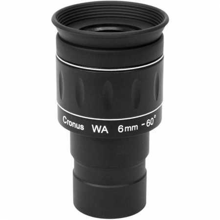 Okulár Omegon Cronus WA 60° 6mm 1,25″