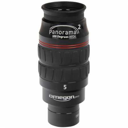 Okulár Omegon Panorama II 1,25″, 5mm