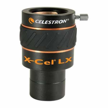 Barlow čočka Celestron X-Cel LX 1,25″ 2X