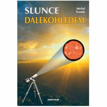 Slunce dalekohledem. Michal Švanda.