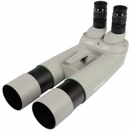 Binokulární dalekohled Omegon Brightsky 22x70 - 90°