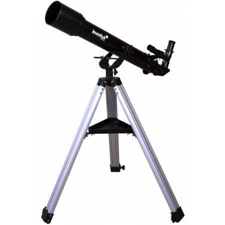 Hvězdářský dalekohled Levenhuk Skyline BASE 80T 80/500 AZ2
