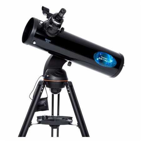 Hvězdářský dalekohled Celestron N 130/650 AZ GoTo Astro Fi 130