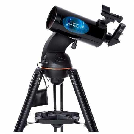 Hvězdářský dalekohled Celestron MC 102/1325 AZ GoTo Astro Fi 102