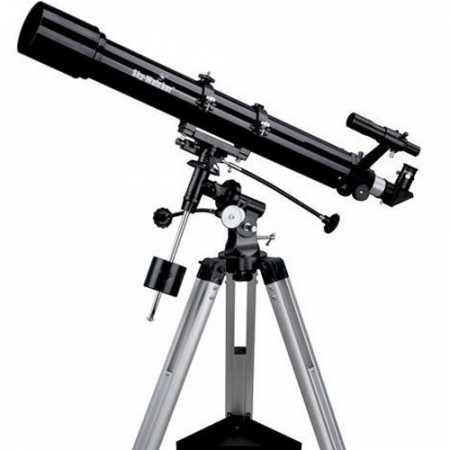 Hvězdářský dalekohled Sky-Watcher AC 80/900 EQ-2 45°/90°