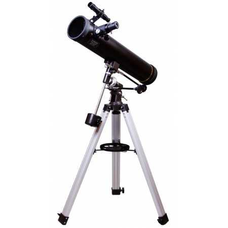 Hvězdářský dalekohled Levenhuk Skyline PLUS 80S 76/700 EQ1