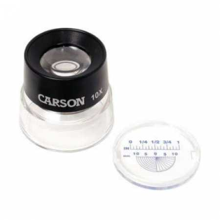 Zvětšovací sklo Carson LL-20/LL-10 LumiLoupe 10x
