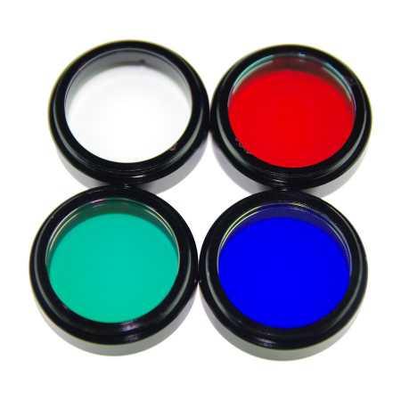 Sada filtrů ZWOptical LRGB 1,25″